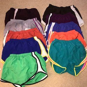 10 nike shorts